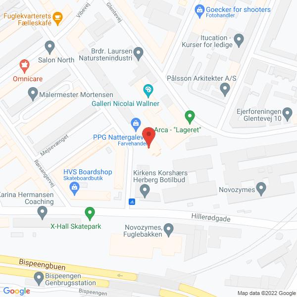 København NV