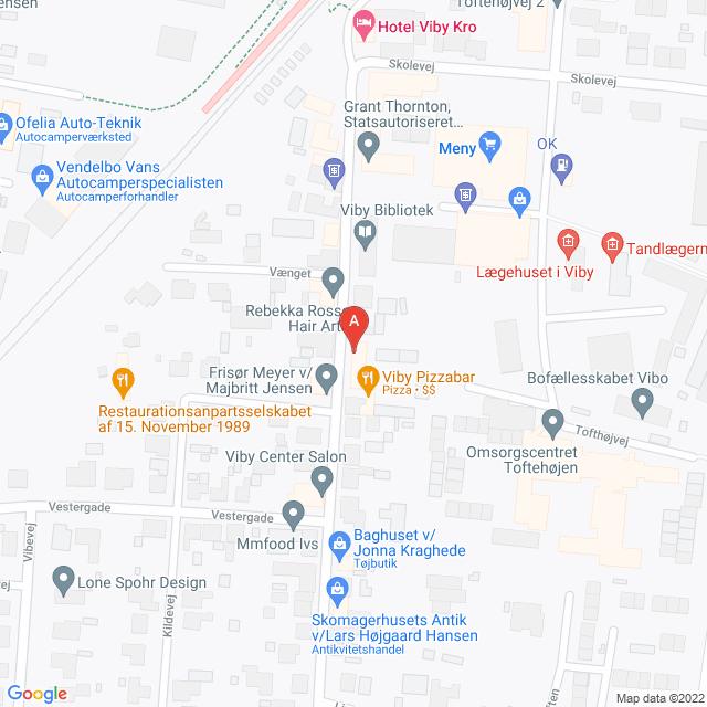 Genbrugsbutikker i Viby Sjælland