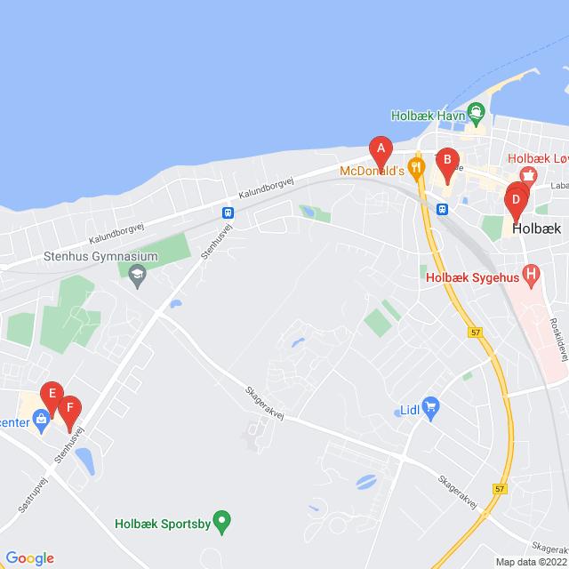 Genbrugsbutikker i Holbæk