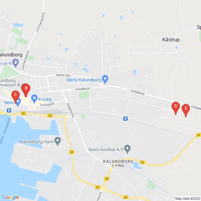 Genbrugsbutikker i Kalundborg