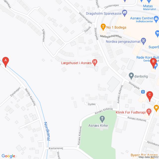 Genbrugsbutikker i Asnæs
