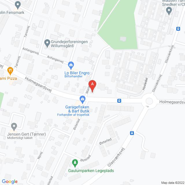 Genbrugsbutikker i Holmegaard