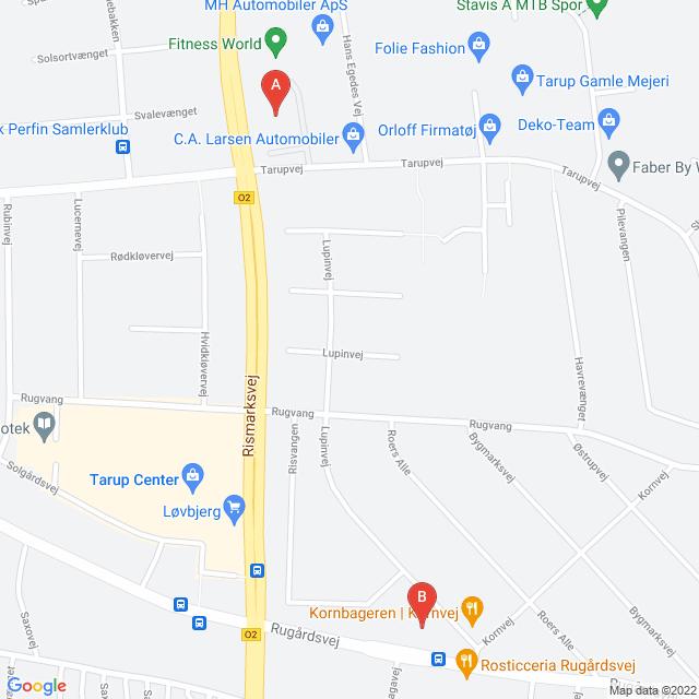Genbrugsbutikker i Odense NV