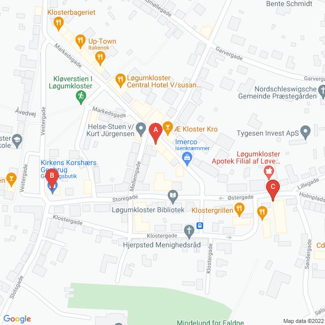 Genbrugsbutikker i Løgumkloster