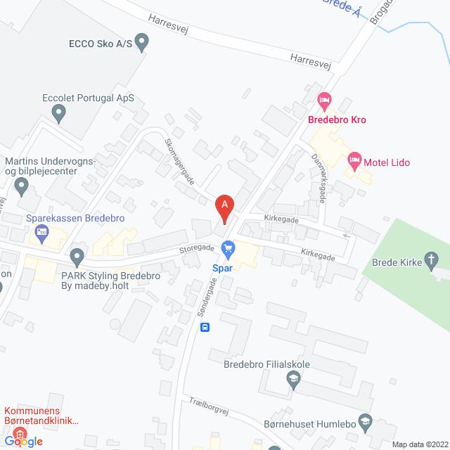 Genbrugsbutikker i Bredebro