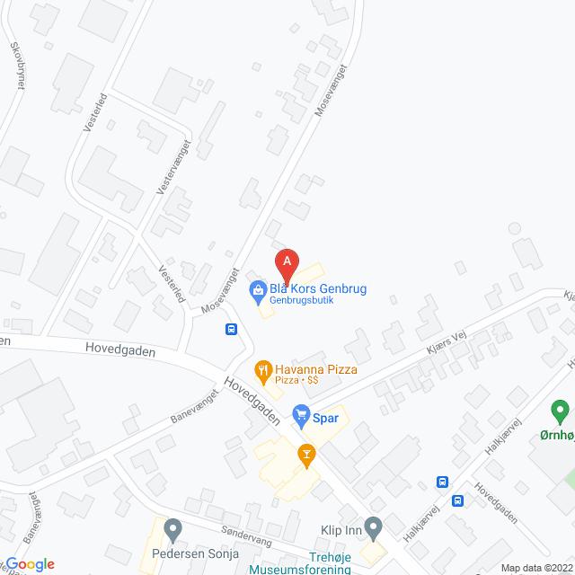 Genbrugsbutikker i Ørnhøj