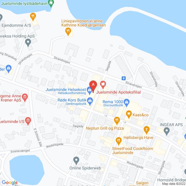 Genbrugsbutikker i Juelsminde