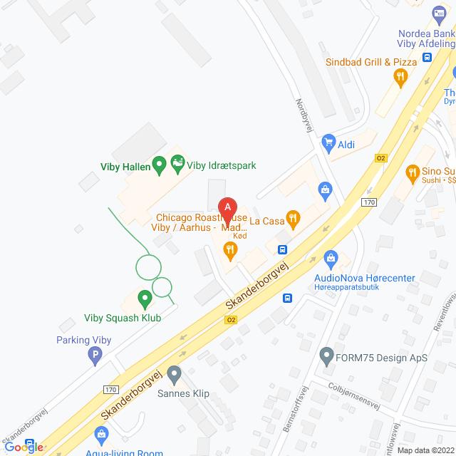 Genbrugsbutikker i Viby J