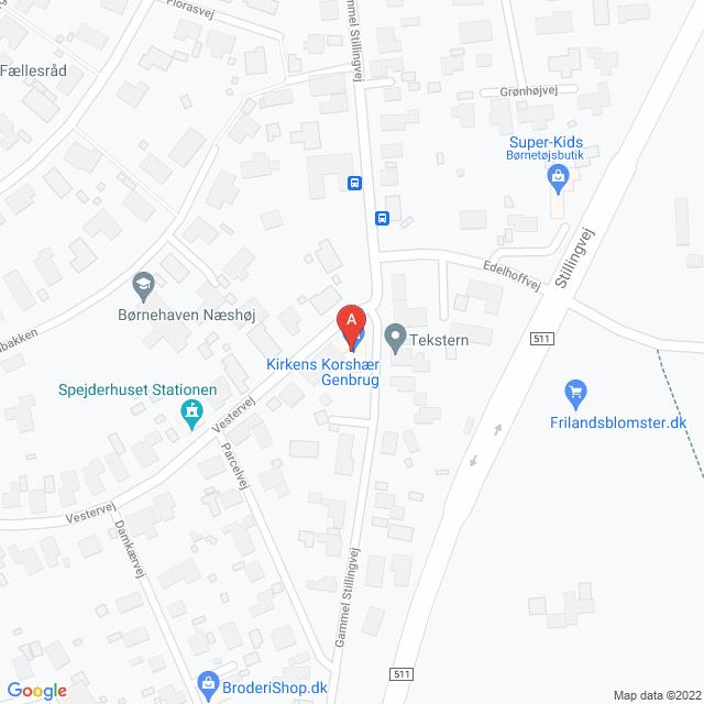 Genbrugsbutikker i Harlev J
