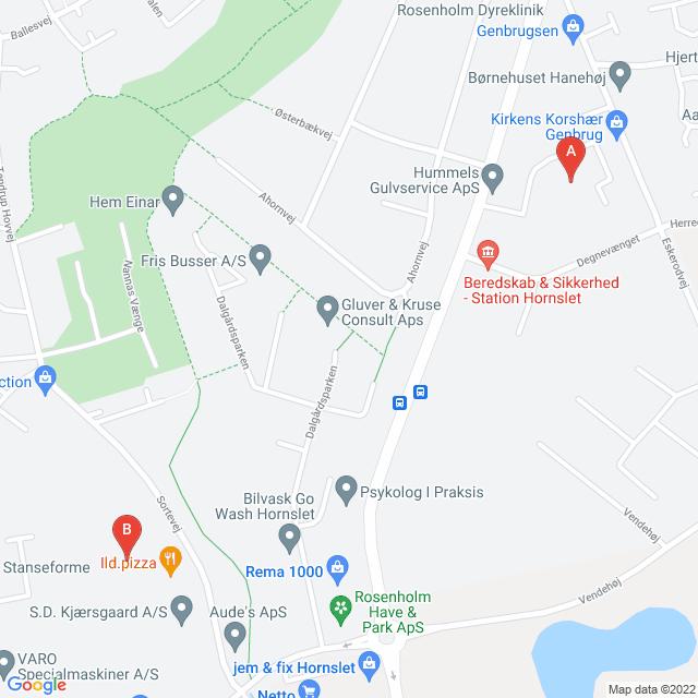 Genbrugsbutikker i Hornslet