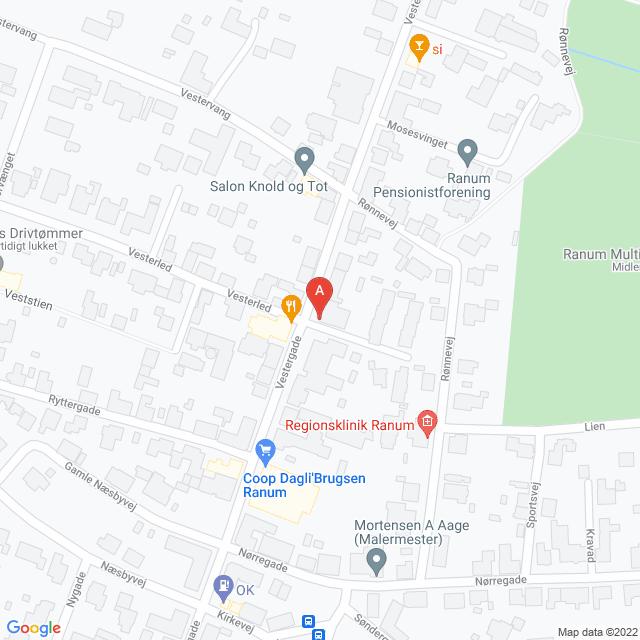 Genbrugsbutikker i Ranum
