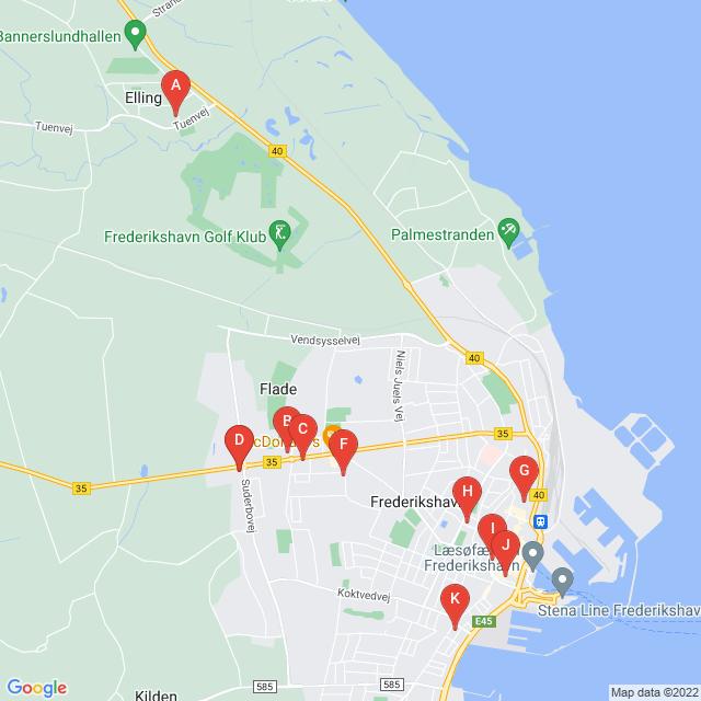 Genbrugsbutikker i Frederikshavn