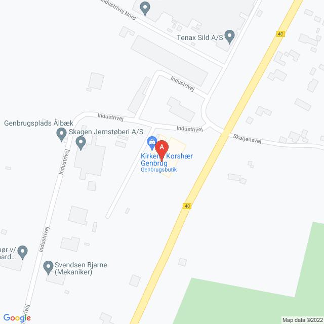 Genbrugsbutikker i Ålbæk
